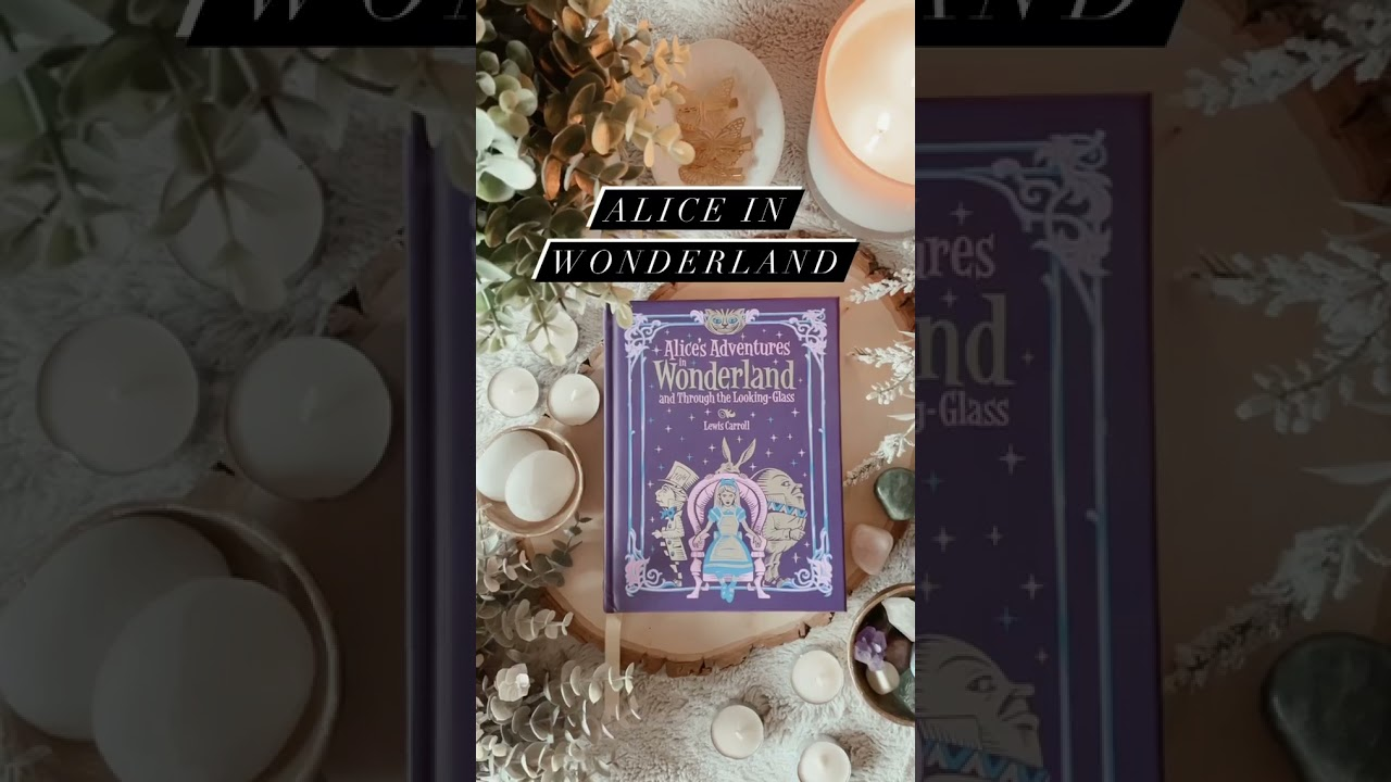 The Classic Books I Collect | Peter pan | Alice in Wonderland | what is in your collection? 😊❤️💕