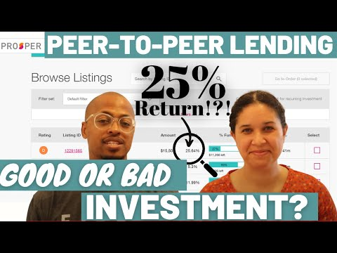 Can You Make Money With Peer-to-Peer lending? | Is It a Good Investment?