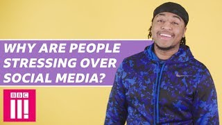 Why Are People Stressing Over Social Media? | No Offence But...