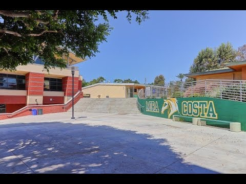 Mira Costa High School in Manhattan Beach, CA
