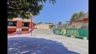 Mira Costa High School in Manhattan Beach, CA