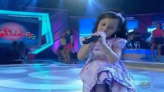 A Minha Vida é Do Mestre - Milena no Raul Gil - CD Mliena e Amigos - YouTube