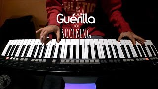 "Soolking ""Guérilla"" - piano cover"