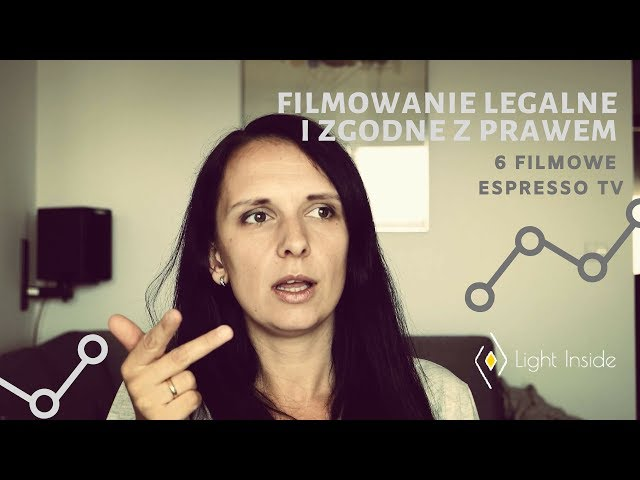 Muzyka w filmie, prawa autorskie, licencje muzyczne, wykorzystanie wizerunku - # 6 Espresso TV