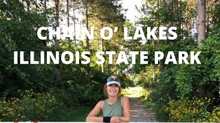 Chain O' Lakes Illİnois State Park