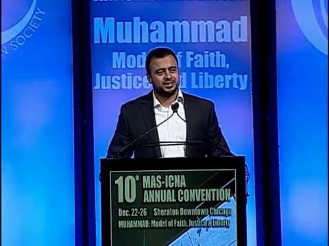 """MAS-ICNA Convention 2011 """"كحب أصحاب محمد محمدا"""" pt3"""
