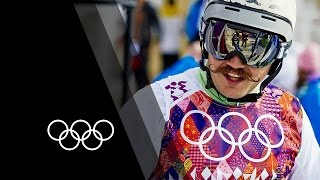 Olympic Moustaches - Movember Special | 90 Seconds Of The Olympics