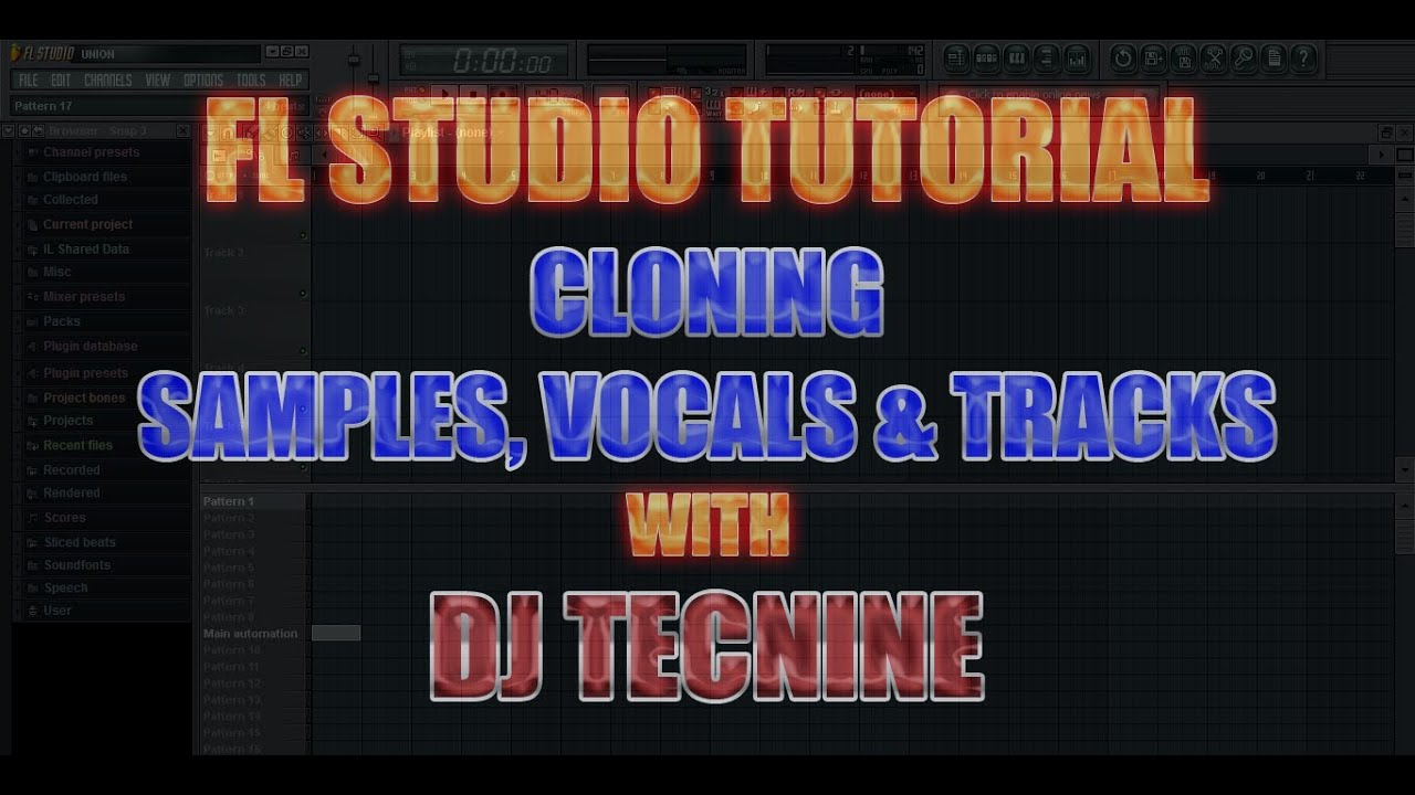 how to make a vocal track fl
