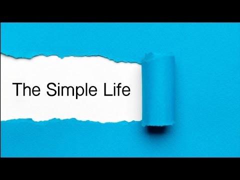 Simple Life Week 2