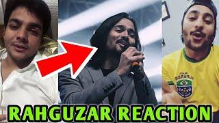 Bhuvan Bam - Rahguzar   Reaction Of Ashish Chanchlani, Harsh Beniwal   Varun Dhawan, BB Collab?  