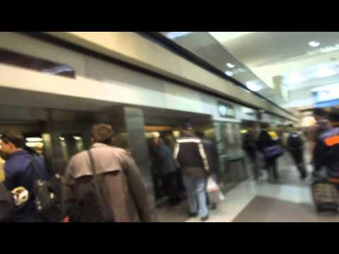 Denver International Airport (KDEN) walking tour during Thanksgiving travel week
