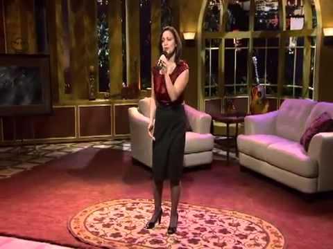 Rachel Hyman sings Ma Tovu, a lovely Hebrew song