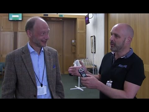 Dr  David Unwin at The Big Fat Fix premiere event London