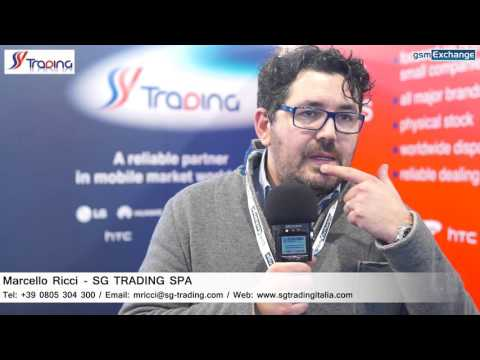 SG Trading Spa Interview   CeBIT 2016