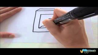 Como desenhar o G em 3D