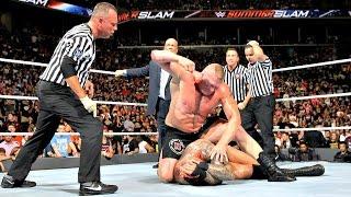 WWE: SummerSlam 2016 Highlights - August 21 2016 Highlights & Winners HD HQ