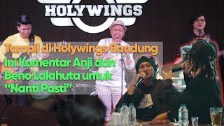 Anna \u0026 Chris Harmony - Nanti Pasti (Dokumenter) | Live at Holywings Academy Bandung