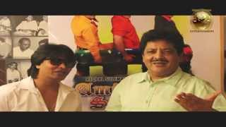 Udit Narayan With Mr.Raju Rahikwar(Jr SRK) 2015