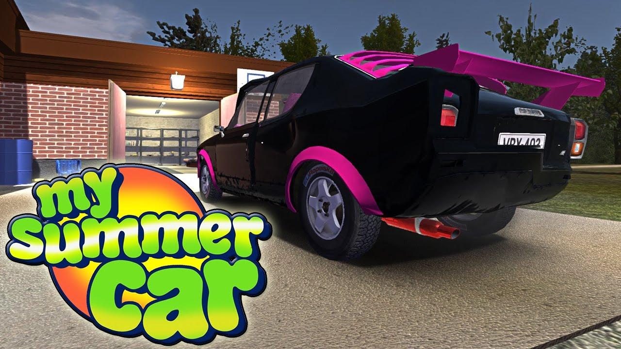 Msc Tuner My Summer Car