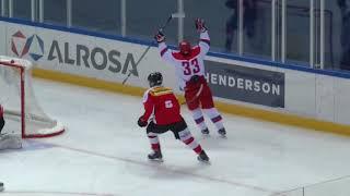 «Кубок Чёрного моря». Россия (белые) - Швейцария (9:2)