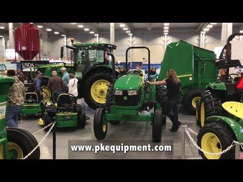 Machinery Pete 2018 Oklahoma City Farm Show Spotlight: P&K Equipment