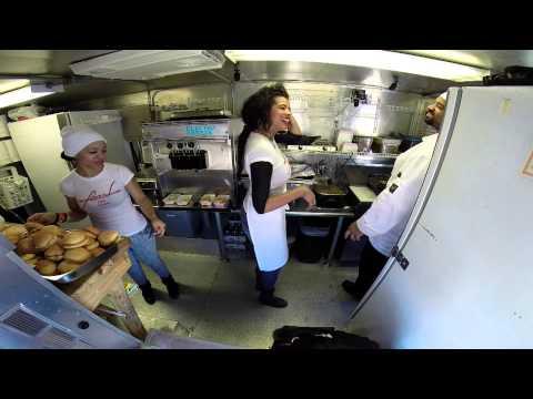 Kelis Food Truck: Austin TX GoPro Video