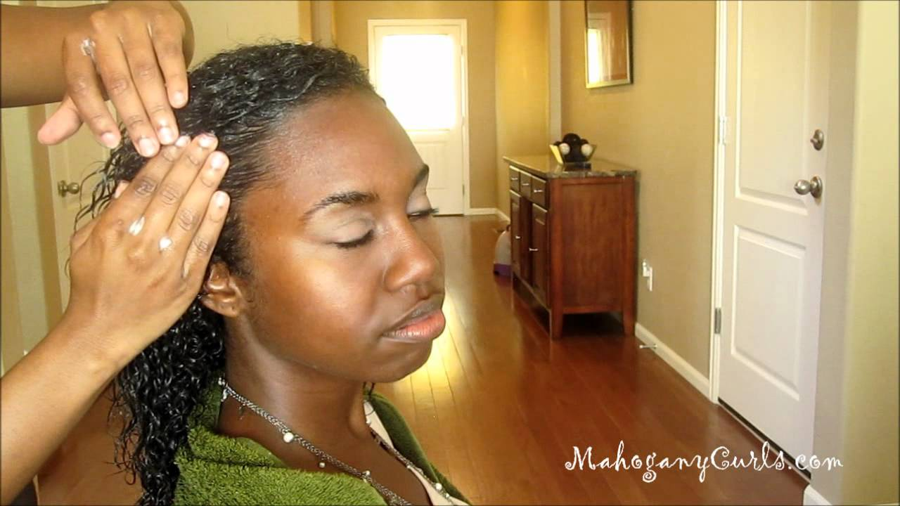 Using Baby Oil On Natural Hair
