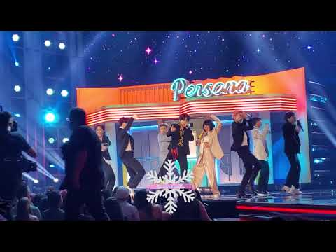 [Fancam] 190501 방탄소년단 BTS - Boy With Love ft. Halsey - Billboard Music Awards