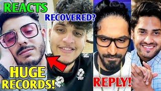 CarryMinati Tik Tok ROAST Video DELETED & HUGE Records | Triggered Insaan, Thugesh, Emiway, FAU-G |