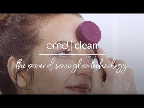 Get Your BEST Skin Today with SonicGlow Technology | PMD Clean