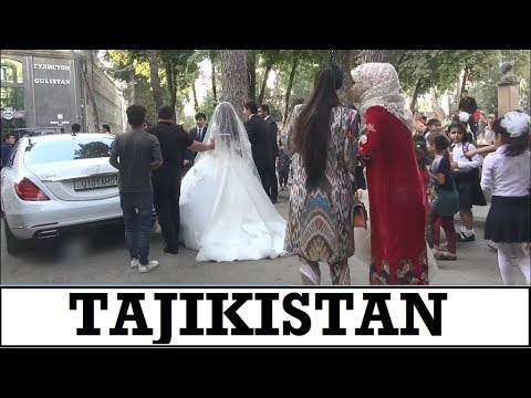 Tajikistan/Dushanbe (Wedding Party Ceremony) Part 15