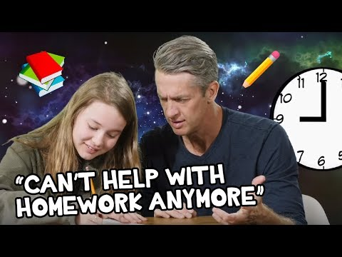 Lisa St. Regis - We Can't Help With Homework Anymore!!!