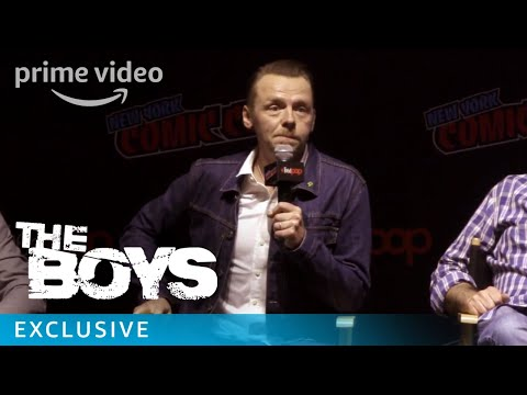 When is Amazon Prime Video's The Boys available to stream?