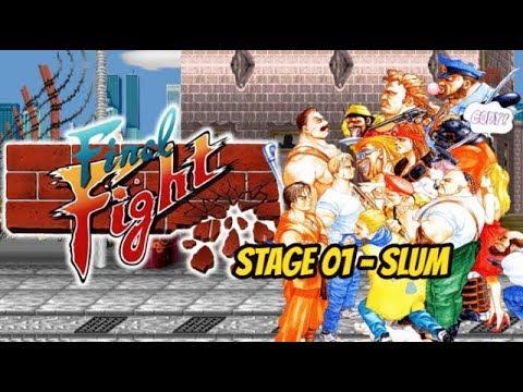 Final Fight * Stage 1 | Slum