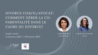 Co-parenting after divorce (French)   Sarah Jane Tasteyre and Audrey Zeitoun