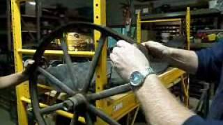 Bandsaw Tire Install.wmv