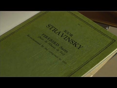 Stravinsky Firebird Suite: Analysis  Gerard Schwarz