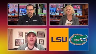 LSU at Florida - Wednesday 2/26/20 - NCAAB Picks & Free Betting Predictions - Bookie Blasters