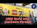 LEGO World 2017 Jaarbeurs Utrecht samenvatting 1ste dag
