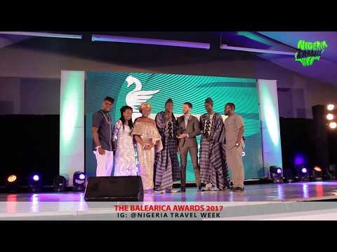 THE BALEARICA AWARDS 2017 (Nigeria Tourism Awards)