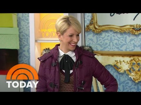 Winter Fashion: How To Layer Without The Bulk | TODAY