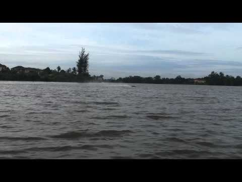 Body Guard F1 Powerboat 2011 Sprint Tunnel Part 2 HD