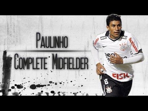 Paulinho - Complete Midfielder - Welcome to Tottenham Hotspur HD