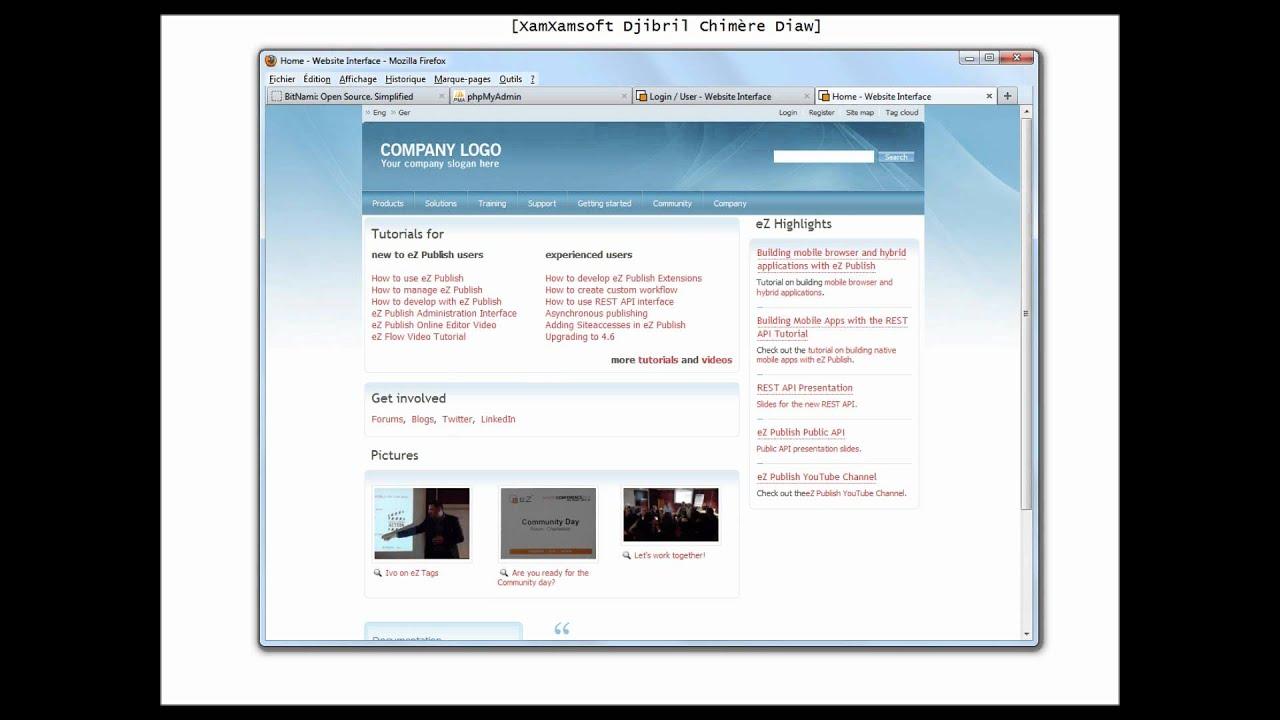 Ez publish 5 platform technical architecture the ez publish.