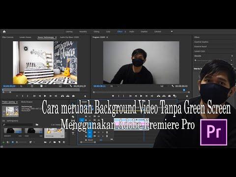 Cara Mudah Mengubah Background Video Menjadi Green Screen Menggunakan Aplikasi KineMaster.
