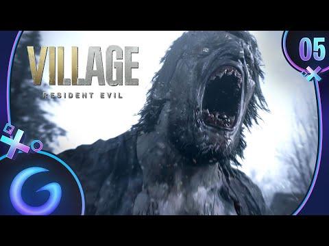 RESIDENT EVIL 8 VILLAGE FR #5 : La Chasse !