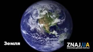 звуки планет