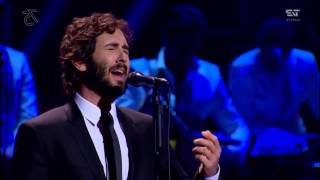 Josh Groban - Le Temps Des Cathédrales (Live performance at Aarhus Musikhus - 8th April 2015)