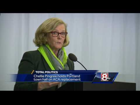 Congresswoman Chellie Pingree discusses effects of ACA repeal