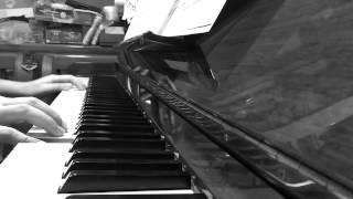【鋼琴】蕭亞軒Elva_類似愛情